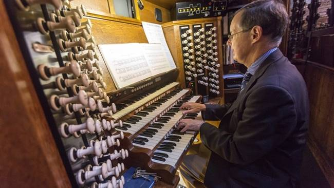 James Lancelot, Master of the Choristers and Organist at Durham Cathedral announces his retirement