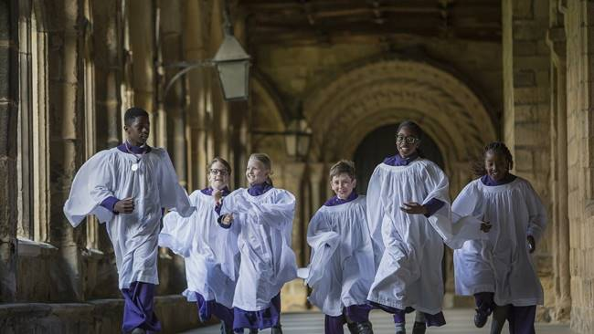 Durham Cathedral to admit boys and girls as day Choristers for the first time since 1906
