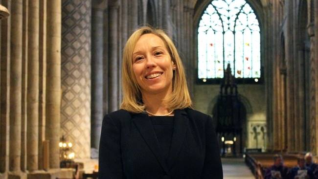 New Chapter Clerk and Chief Operating Officer Starts at Durham Cathedral