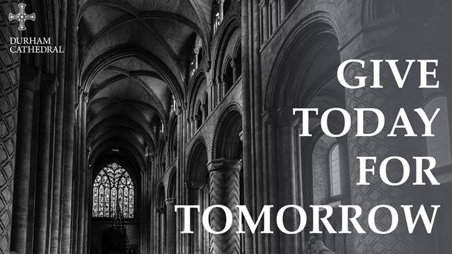 In celebration of International World Heritage Day, Durham Cathedral holds a special Giving Day