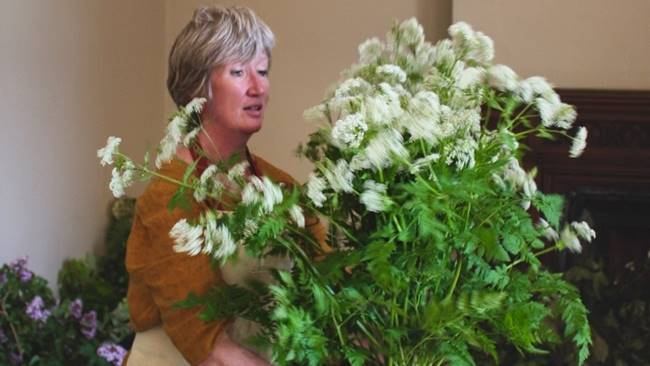 British Flowers take over Durham Cathedral in local growers' showcase