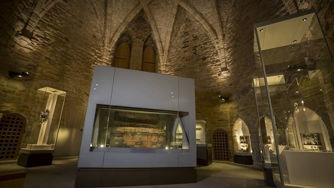 Open Treasure at Durham Cathedral is shortlisted for a National RIBA Award