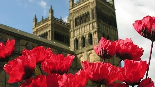 Durham Cathedral to commemorate the centenary of the armistice with programme of remembrance services and events