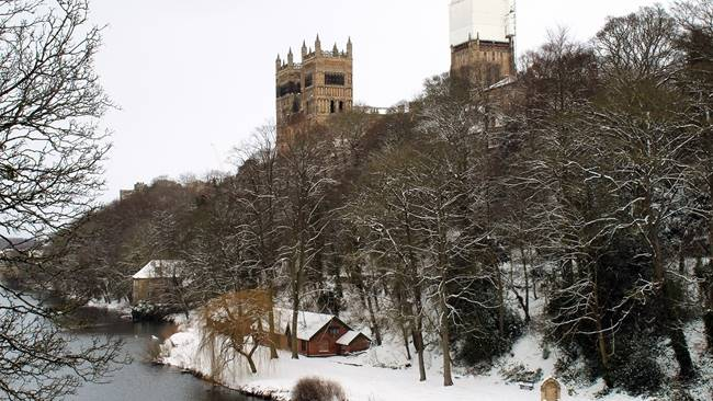 Carols, Choirs and Christmas Cheer at Durham Cathedral