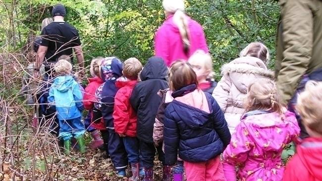 Durham Cathedral announces new parent and toddler forest school