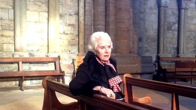 Holocaust survivor, Eva Clarke, to speak at Durham Cathedral to mark Holocaust Memorial Day