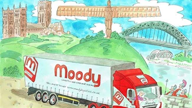 Moody Logistics joins Durham Cathedral's 2020 Club