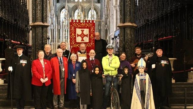 Annual St Cuthbert festivities are upon us at Durham Cathedral