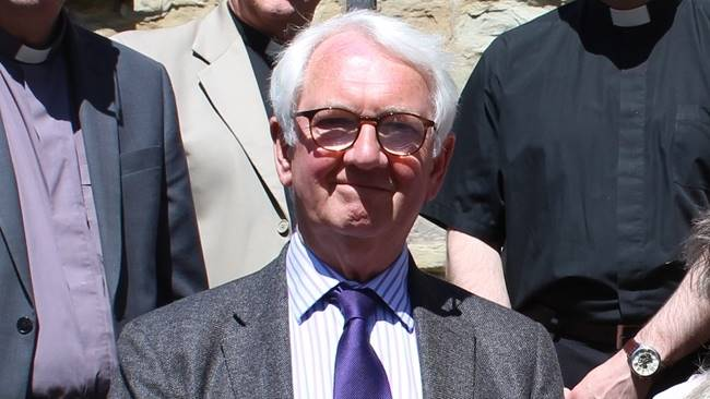 Durham Cathedral bids farewell to Chapter member Ivor Stolliday