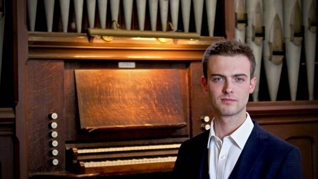 New Sub-Organist appointed at Durham Cathedral