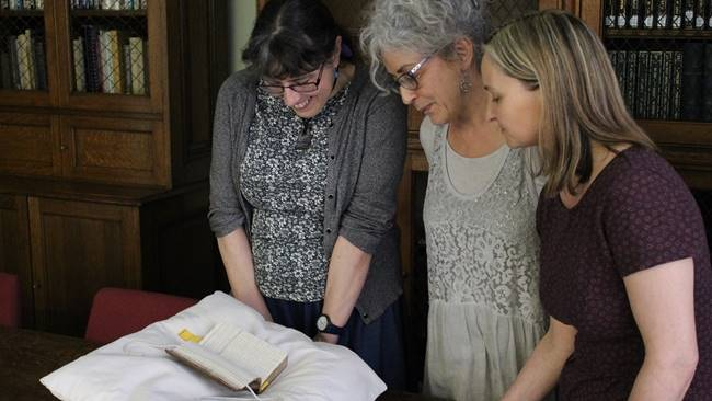 Lost manuscript discovered among Durham Cathedral archives