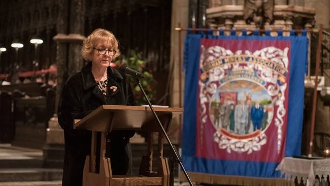 Durham's mining community is celebrated at moving Lights of the North cathedral service