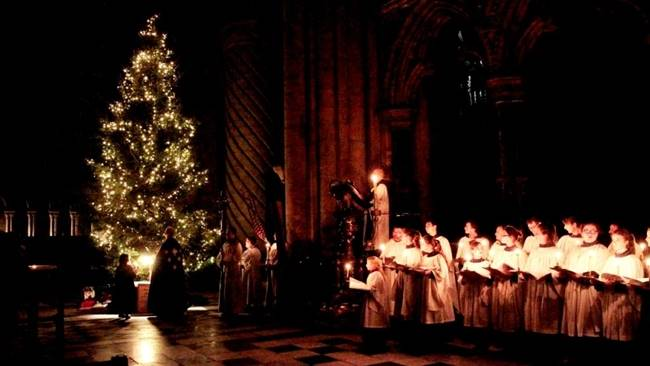 A cathedral Christmas to remember