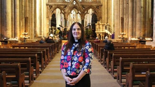 Revd Canon Sophie Jelley announced as the next Bishop of Doncaster