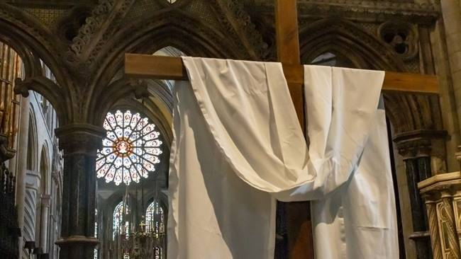 Church is changing: Durham Cathedral announces digital Easter plans