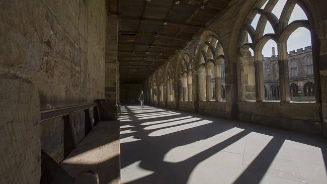 Durham Cathedral's Cloister, restaurant, shop and toilet facilities to reopen