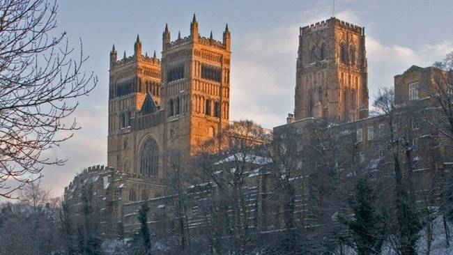 Durham Cathedral and County Durham Community Foundation approach £2000 #ComfortandJoy target
