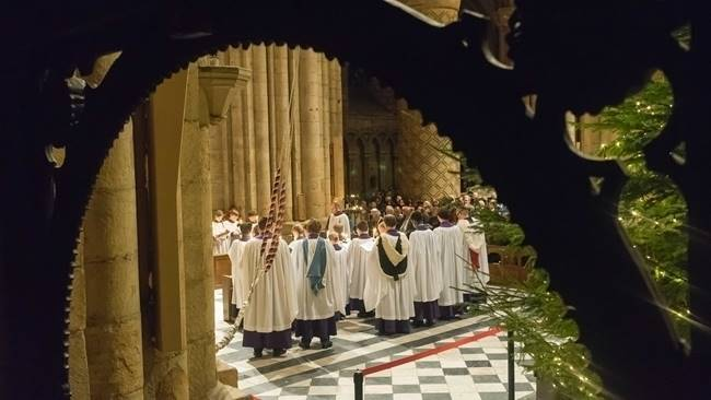 Durham Cathedral's Nine Lessons and Carols service to be broadcast to prisons across the country