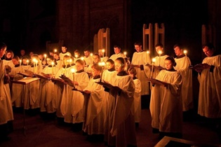 SPECIAL SERVICE – ADVENT PROCESSION WITH CAROLS