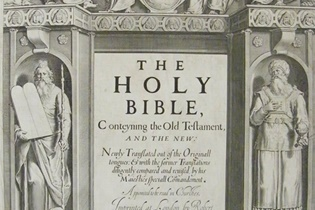 Putting Words in my mouth: the cultural legacy of the King James Bible