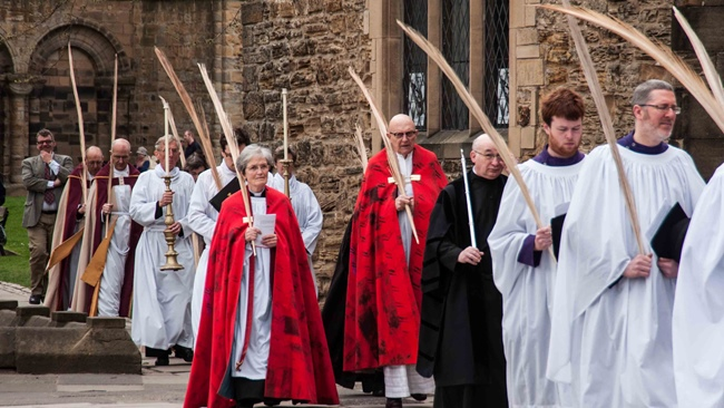 Special Service - Palm Sunday Procession & Sung Eucharist