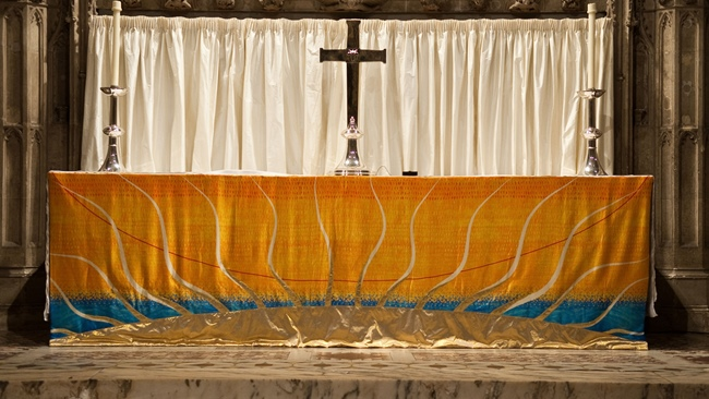 Special Service - Sung Eucharist and Stripping of the Altar