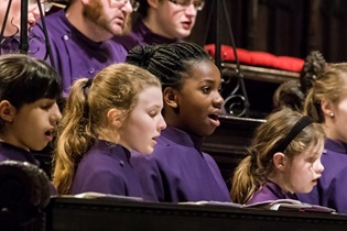Chorister Auditions