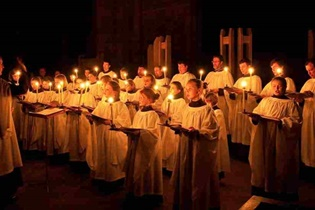 Special Service - Festival of Nine Lessons and Carols