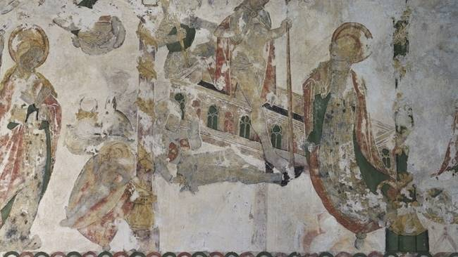 Heritage Open Days - Deanery Wall Paintings 2pm
