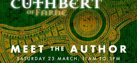 St Cuthbert Festival: Meet the author - Cuthbert of Farne