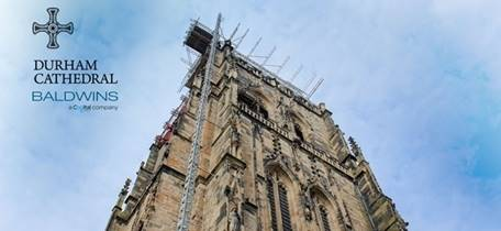 Reopening of Durham Cathedral's central tower