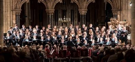 The Friends of Durham Cathedral Christmas concert