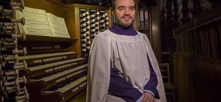 Organ Recital: Daniel Cook