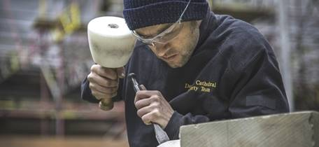 Heritage Open Days: Stonemason demonstration