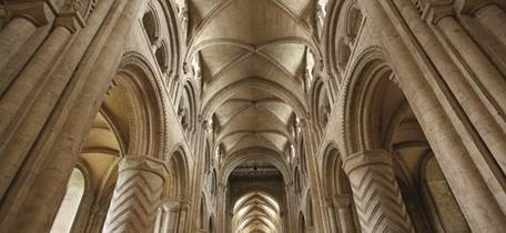 Stones of Durham: Geology tour of Durham Cathedral