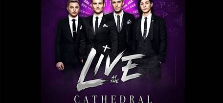 Live at the Cathedral: Collabro