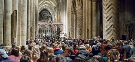 Special Service: St Mary's College Carol service, Durham University
