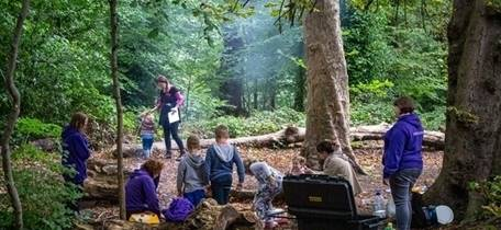 Under 5s Forest School: 24 April – 22 May