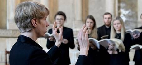Durham University Chamber Choir: Longings and Lamentations: