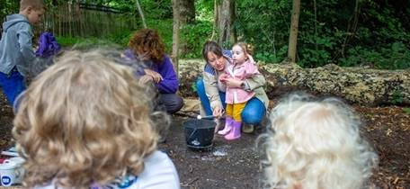 Under 5s Forest School: 13 March - 27 March