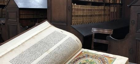 Treasures of Durham Cathedral Library: Bibles and Prayer Books