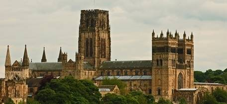 Stones of Durham: cathedral geology walk