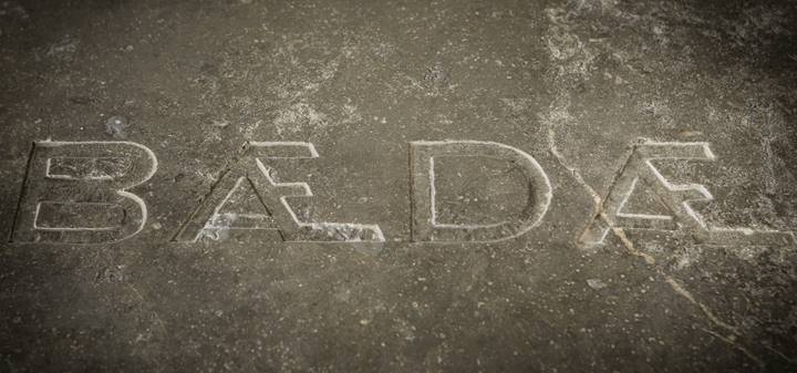 Bede Inscription
