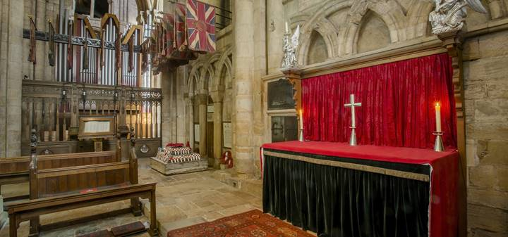 Durham Light Infantry Chapel