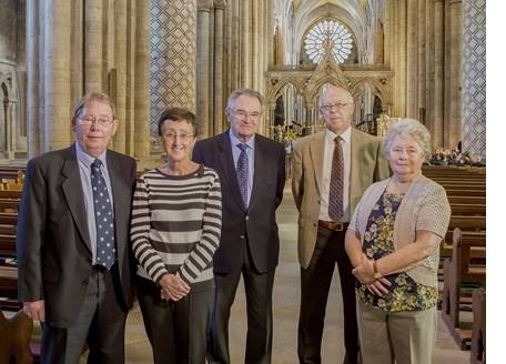 Become a Friend of Durham Cathedral