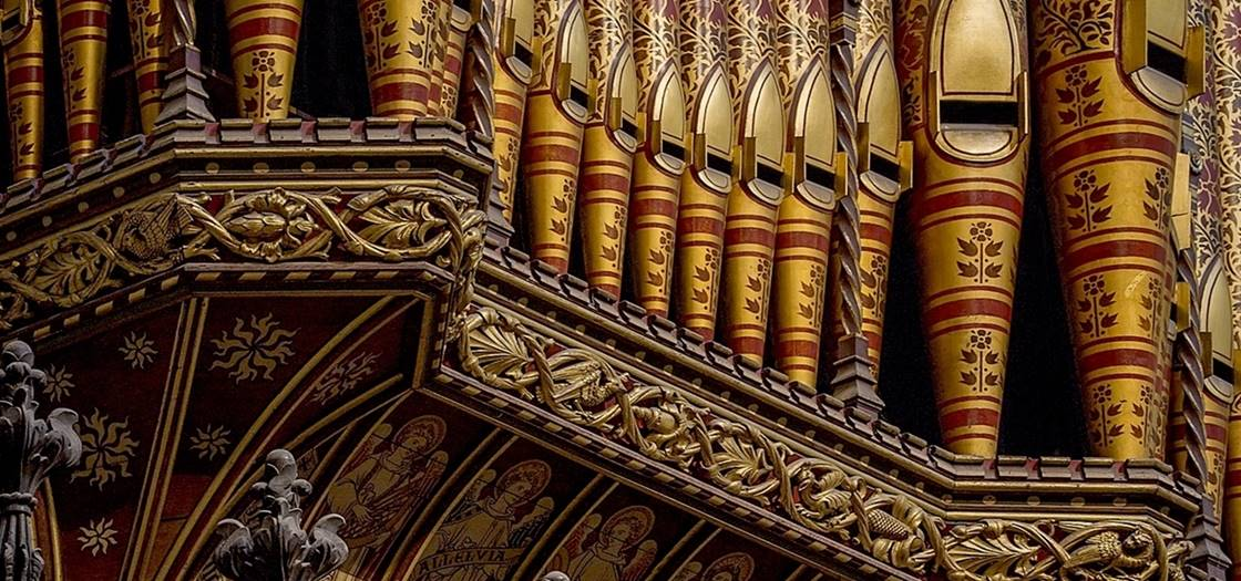 Cathedral Organ | Durham Cathedral